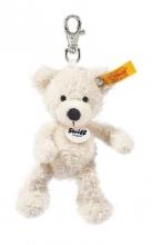 Steiff Schlüsselanhänger Teddybär Lotte 12 weiß