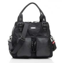 Storksak changing bag Alexa Luxe black