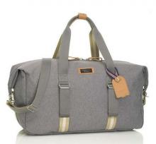Storksak changing bag Duffle grey