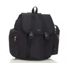 Storksak backpack black