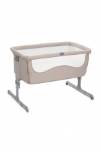 Chicco baby cot Next2me Chick to Chick inkl. transportbag