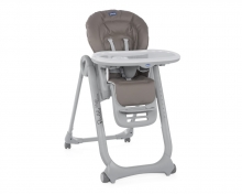 Chicco Hochstuhl Polly Magic Relax dove grey