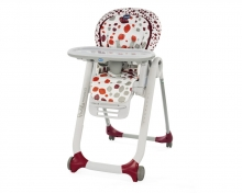 Chicco highchair Polly Progres5 Cherry