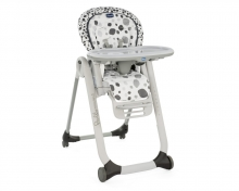 Chicco highchair Polly Progres5 anthracite