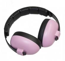 Banz Baby Earmuffs pink (0-2 years)