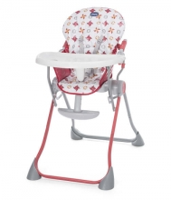 Chicco highchair Pocket Meal 0470 Red