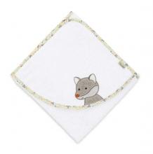 Sterntaler hooded towel Waldis Filou 80x80
