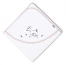 Sterntaler hooded towel Waldis Rosie 100x100