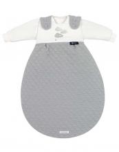Alvi Baby-Mäxchen® 3 tlg. bellybutton 56/62 Classic Line Dream grey