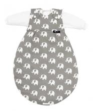 Alvi Baby-Mäxchen® 3 tlg. bellybutton 68/74 Special Edition Elephants grey