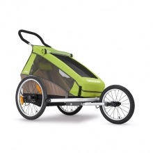 Croozer Kid for 1 meadow green