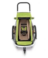 Croozer baby seat Kid/Kid Plus sand grey