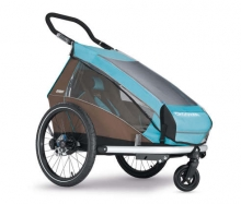Croozer rain cover Kid 1 for models from 2014+