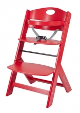 BabyGo high chair Family red