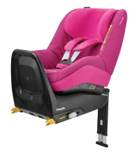 Maxi Cosi 2way Pearl Frequency Pink 9-18kg