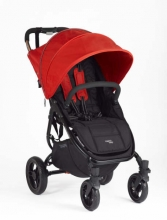 Valco Baby Snap 4 Original Black incl. canopy fire