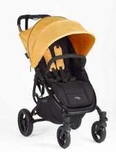 Valco Baby Snap 4 Original Black incl. canopy sunset