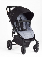 Valco Baby Snap 4 Original Space Grey inkl. Dach black