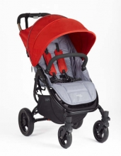 Valco Baby Snap 4 Original Space Grey inkl. Dach fire