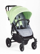 Valco Baby Snap 4 Original Space Grey inkl. Dach green