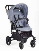 Valco Baby Snap 4 Original Space Grey inkl. Dach grey