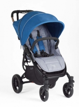 Valco Baby Snap 4 Original Space Grey inkl. Dach ocean