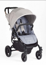 Valco Baby Snap 4 Original Space Grey inkl. Dach stone
