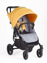 Valco Baby Snap 4 Original Space Grey inkl. Dach sunset