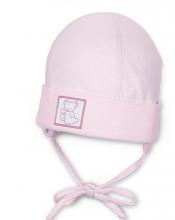 Sterntaler Mütze rosa Größe 33