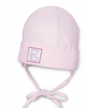 Sterntaler Mütze rosa Größe 37