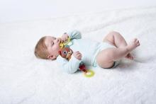 Tiny Love Thomas Wind Chime Bear