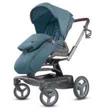 Inglesina Quad stroller ascoll green