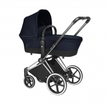 Cybex Priam carrycot Midnight blue- without frame