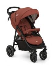 Joie Litetrax 4 stroller Brick Red