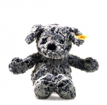 Steiff dog Taffy 20cm grey melange