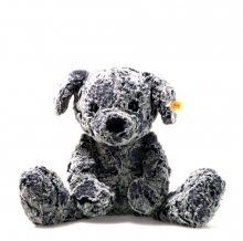 Steiff dog Taffy 45cm grey melange