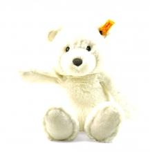 Steiff Teddybear Bearzy 28 weiß