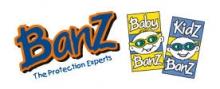 Banz Baby Gehörschutz Squiggle (0-2 Jahre)
