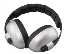 Banz Baby Gehörschutz Silver (0-4 Jahre)