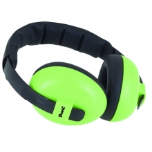 Banz Baby Earmuffs Light green (0-2 years)