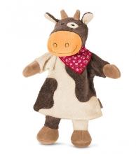 Sterntaler hand puppet cow
