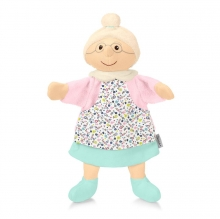 Sterntaler hand puppet Grandma