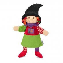 Sterntaler hand puppet witch