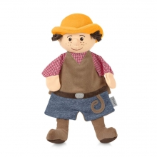 Sterntaler hand puppet Cowboy