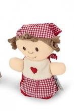 Sterntaler finger puppet Gretel