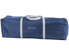 BabyGo travel cot Sleeper deluxe blue