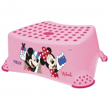 Tritthocker OKT Minnie Mouse pink