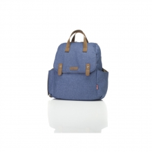 Babymel BM 2160 Robyn Convertible Backpack Mid-blue