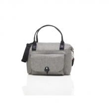 Babymel Jade Grey diaper bag