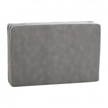 Baby Plus travel matress grey 120 x 60cm